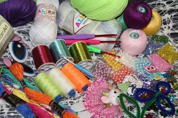 Вакансии всё для шитья и рукоделия